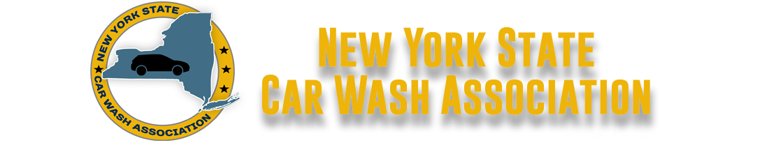 New York State Car Wash Association Logo